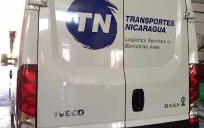 Transportes Nicaragua adquiere 3 IVECO DAYLY